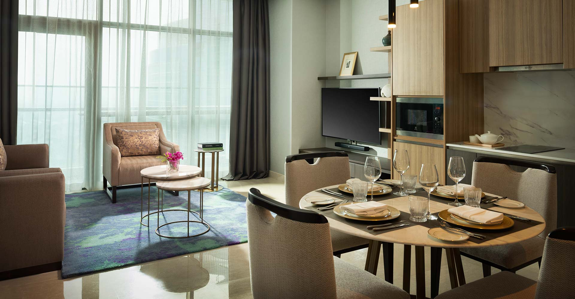 1 Bedroom Executive Residence